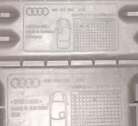 Оригинальные ковры Audi A8 - Фото #2
