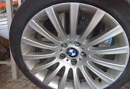 Оригинальные колеса R19 BMW f10/f01 - Фото #1