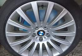 Оригинальные колеса R19 BMW f10/f01 - Фото #2