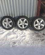 Rial Oslo диски и шины Dunlop - Фото #2