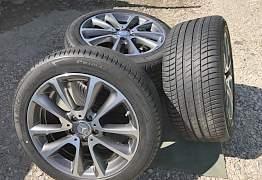 Новые оригинал Mercedes w213 245/45 r18 2017г - Фото #1