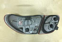 задние фонари на Мерседес W210 - Фото #2