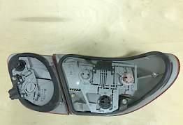 задние фонари на Мерседес W210 - Фото #4