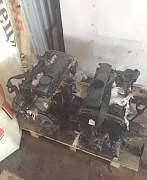 Контрактный двигатель Пежо Боксёр 2.2 2008 год - Фото #1