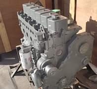 Двигатель 6T-590 Case New Holland - Фото #1