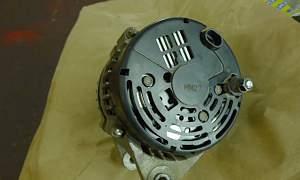 Генератор GM 96567255 на дэу матиз Daewoo Matiz - Фото #3