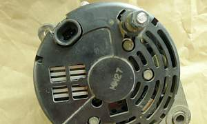 Генератор GM 96567255 на дэу матиз Daewoo Matiz - Фото #4