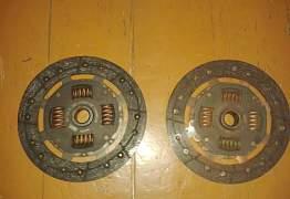 Диск сцепления Mazda 3(03-09) мотор 1.6.1.4 - Фото #1