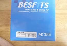 Колодки тормозные задние Mobis для Hyundai Accent - Фото #3