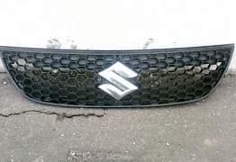 Решетка радиатора Suzuki SX4 sedan - Фото #1