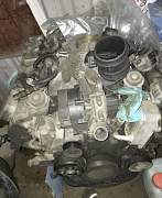 Мотор мерседес гелендваген м113 500 пробег 170 000 - Фото #1
