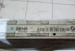 Радиатор охлаждения BMW X5 - Фото #2