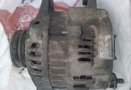 Мицубиси генератор ме202756 120А двигатель 4М40 - Фото #1