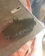 Передние тормозные котодки логан - Фото #2