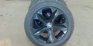 Колеса зимние от BMW X6 - Фото #4