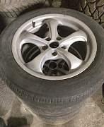 Комплект колёс r17 (215*60) - Фото #1