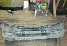 Передний бампер BMW X5 E53 дорестайлинг - Фото #4