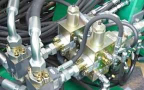 Клапаны для гидроразводки экскаватора Wessel - Фото #2