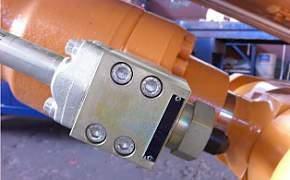 Клапаны для гидроразводки экскаватора Wessel - Фото #4