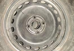 Диски стельные 4 шт R141004. в хорошем состоянии - Фото #1