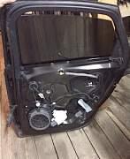 Дверь задняя правая в сборе для Audi A6C7 - Фото #3