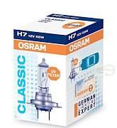 Лампа головного света галогенная Osram H7 Night Br - Фото #1