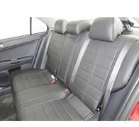 Чехлы из экокожи на Mitsubishi Carisma - Фото #1