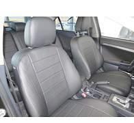 Чехлы из экокожи на Mitsubishi Carisma - Фото #2