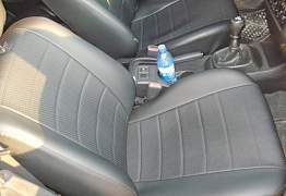 Чехлы из экокожи на Mitsubishi Carisma - Фото #3