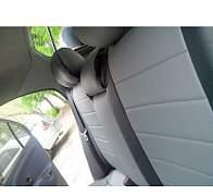 Чехлы из экокожи на Mitsubishi Carisma - Фото #4