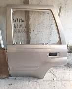 Дверь задняя левая chevrolet trail blazer - Фото #1