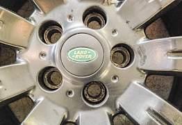 Б/У колёсные диски от land rover 20 дюймов - Фото #1