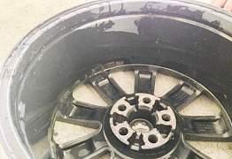 Б/У колёсные диски от land rover 20 дюймов - Фото #3