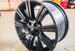 Б/У колёсные диски от land rover 20 дюймов - Фото #4