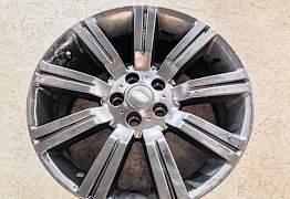 Б/У колёсные диски от land rover 20 дюймов - Фото #5