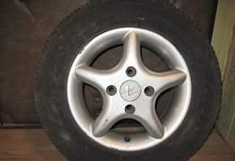 Диски с покрышками для Ford Eskort - Фото #1