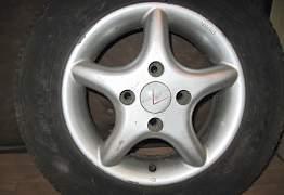 Диски с покрышками для Ford Eskort - Фото #2