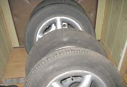 Диски с покрышками для Ford Eskort - Фото #4