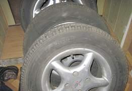 Диски с покрышками для Ford Eskort - Фото #5