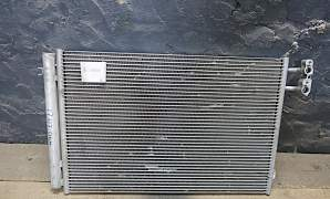 Радиатор кондиционера BMW e84 x1 дорестайлинг - Фото #1