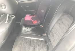 Задний диван на VW Passat B6 и CC - Фото #5