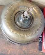 Гидротрансформатор АКПП от 4.2 fsi bvj audi a8 200 - Фото #1