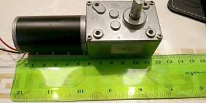 Мотор редуктор 12в до 70кг, 10-12 об/мин - Фото #2