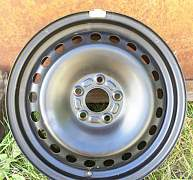Диск Штампованный R16 Ford Opel Woltsvagen Shkoda - Фото #1