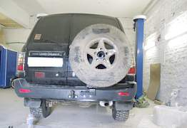 Калитка запасного колеса TLC-105 - Фото #3