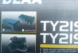 Фара противотуманная галоген TY-219 dlaa toyota - Фото #2