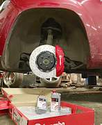 Brembo SRT8 Гранд Чероки диски составные 380х36мм - Фото #3
