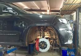Brembo SRT8 Гранд Чероки диски составные 380х36мм - Фото #5