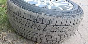 Шины Dunlop Winter Maxx SJ8 255/55 R19. 4 шт. б/у - Фото #1