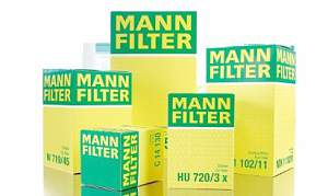 Фильтра Mann для легковых - Фото #1